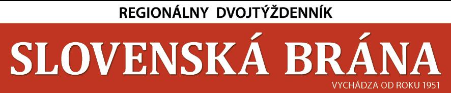 Noviny Slovenská brána